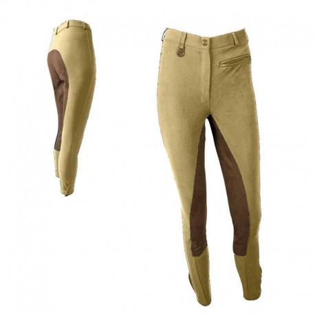 pantalon-micro-fibra-senora-con-culera-de-cuero
